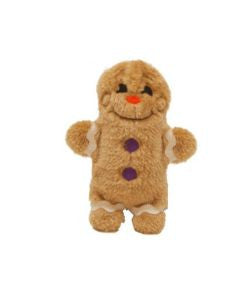 Outward Hound Invincibles Gingerbread Squeaker