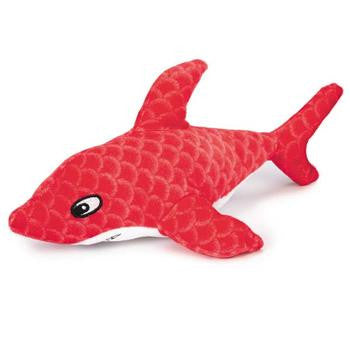 Grriggles Sizzle Shark Dog Toy