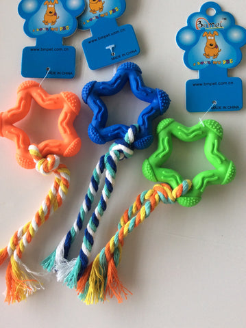 Star Rope Toy