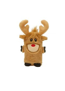 Outward Hound Invincibles Reindeer Squeaker
