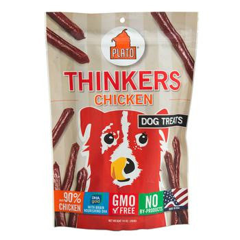 Plato Thinkers Pacific Chicken Dog Treat
