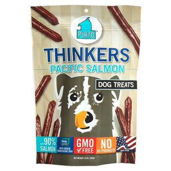 Plato Thinkers Pacific Salmon Dog Treat