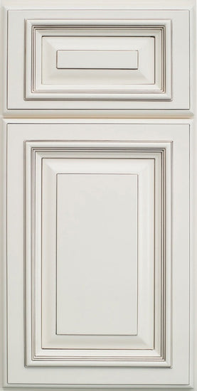 Signature Cream Sample Door