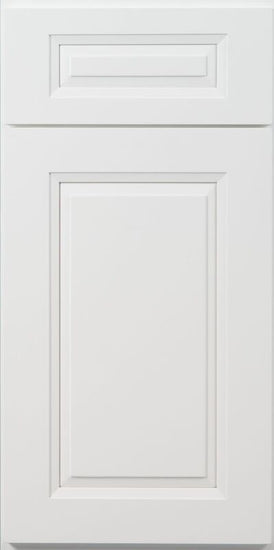 Tahoe White Sample Door