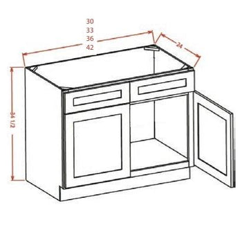 Wall Open Cabinets