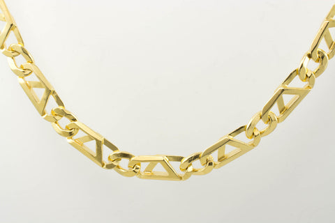 indo index inch gold chain jewellery chains italian
