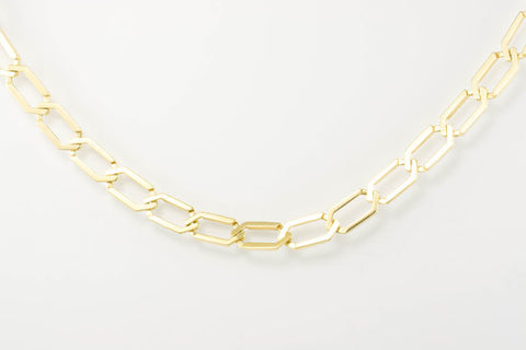 14 Kt Yellow Gold Men's Chain