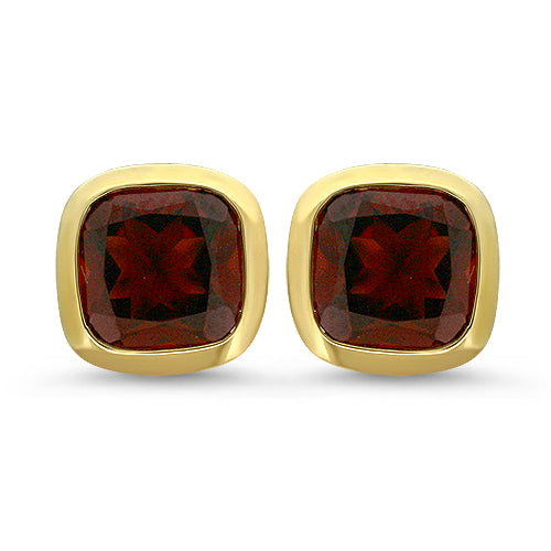 Garnet Earrings