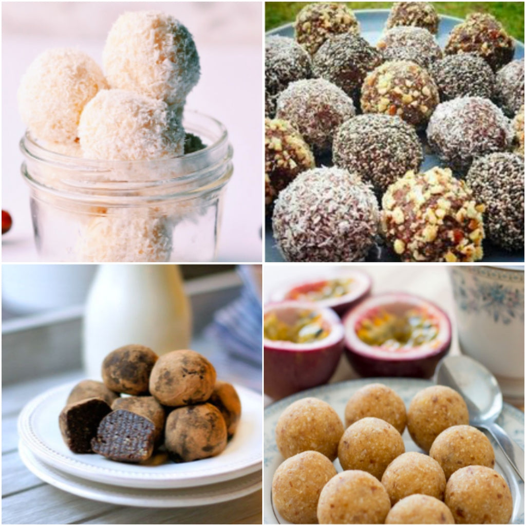 4 Superfood Bliss Ball Recipes You Are Going To Love!