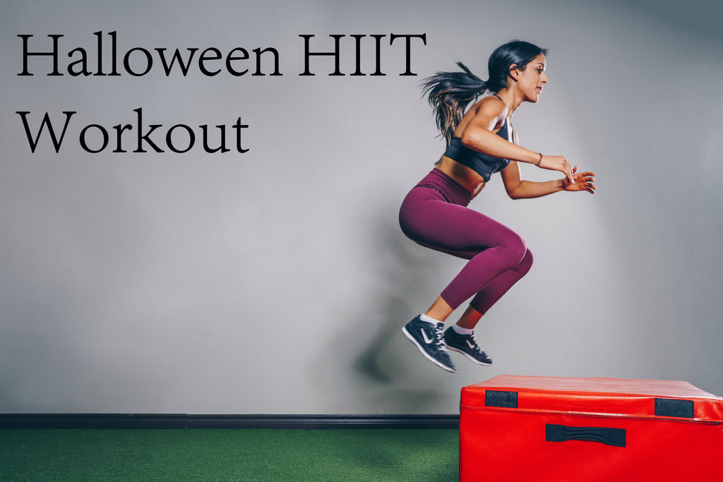 Halloween HIIT Workout