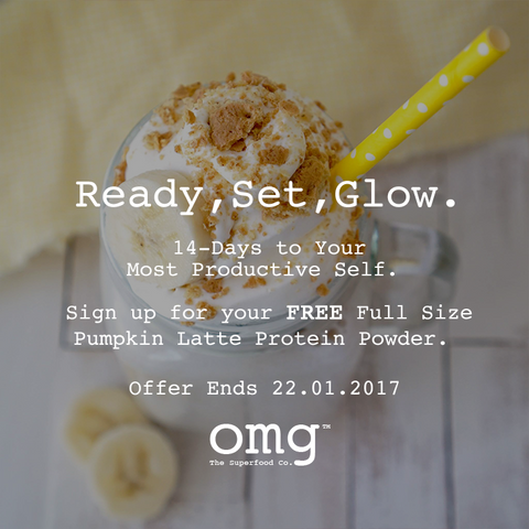 Limited Edition: Ready, Set, GLOW!