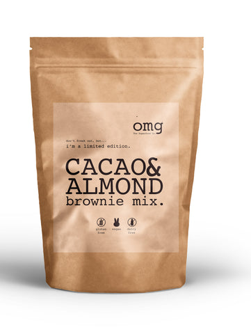 Cacao & Almond Brownie Mix