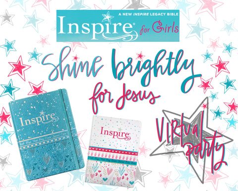 Inspire for Girls Virtual Party!