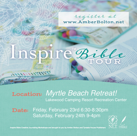 Inspire Bible TOUR--Myrtle Beach Retreat