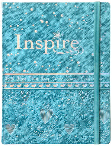 Inspire Girls Bible NLT: Hardcover