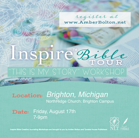 Inspire Bible TOUR--NorthRidge Brighton, Michigan