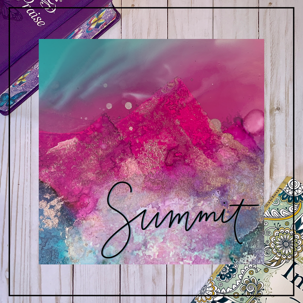 """Summit Study through the Psalms"" September study DIGITAL AND PHYSICAL KIT"