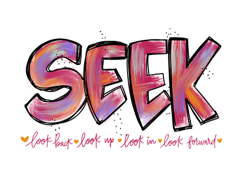 """SEEK"" Virtual At-Home Retreat"