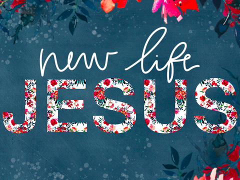 April Study: New Life in Jesus