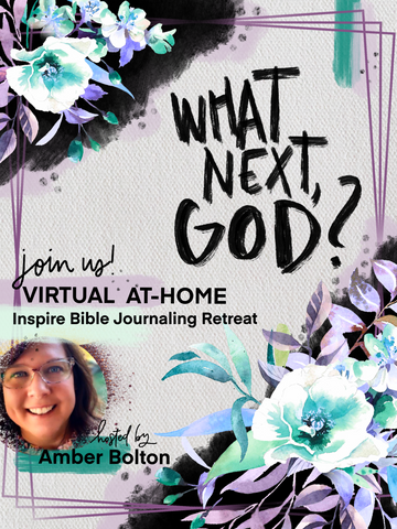 """What Next, God?"" Virtual At-Home Retreat"