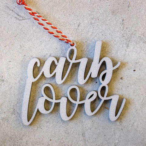 CARB Lover Tree Ornament