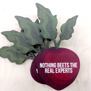 Nothing BEETS the REAL Experts (Set of 4)