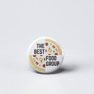The BEST Food Group | Dietitian Button | Pizza Button