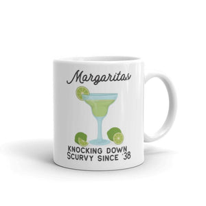 Margaritas Knocking Down Scurvy Since '38
