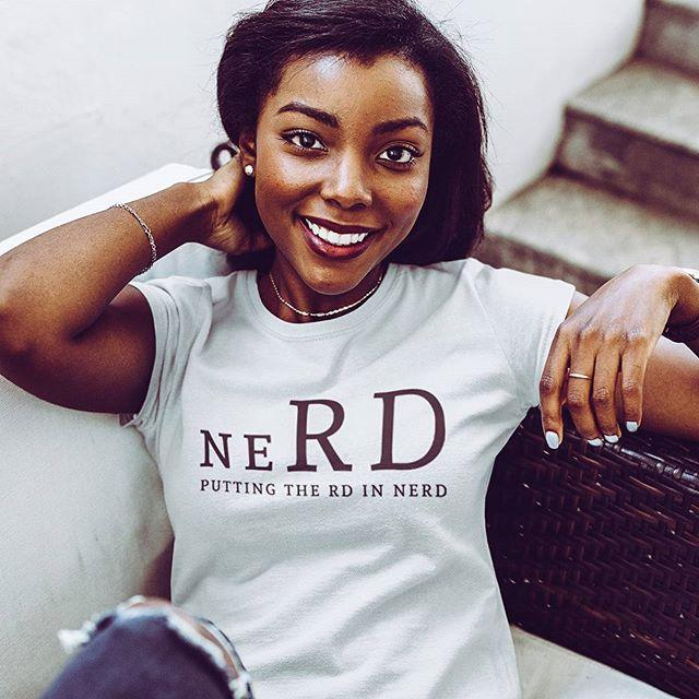 neRD: Putting the RD in neRD Shirt | Dietitian Shirt