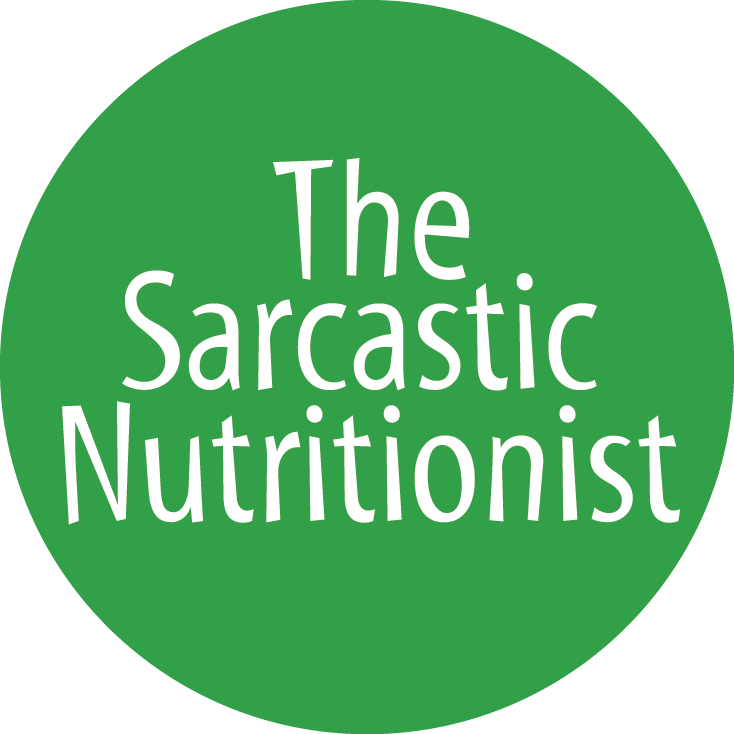 The Sarcastic Nutritionist