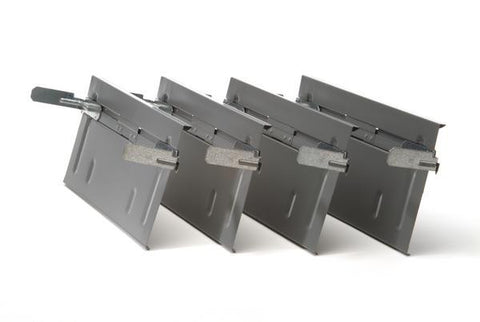 Hon Adjustable Follower Block Legal Width For 18 1 4 W Cabinets 4 Per Carton