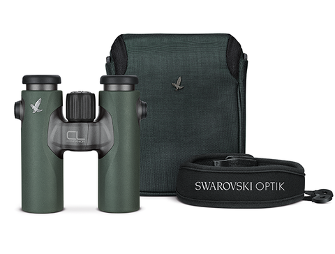 Swarovski CL Companion 10X30 Binoculars - Falcon Scopes, Swarovski CL Companion 10X30 Binoculars Bullseye Camera, Shooting Warehouse Shooting Warehouse