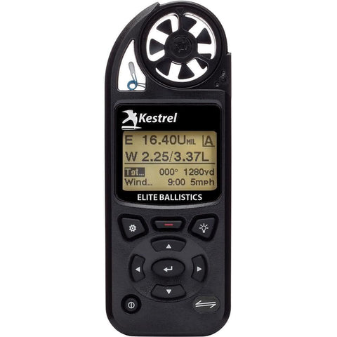 Kestrel Ballistics Meters - Shooting Warehouse