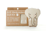 Elephant - Embroidery Kit