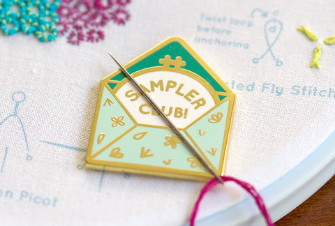 Sampler Club Needleminder