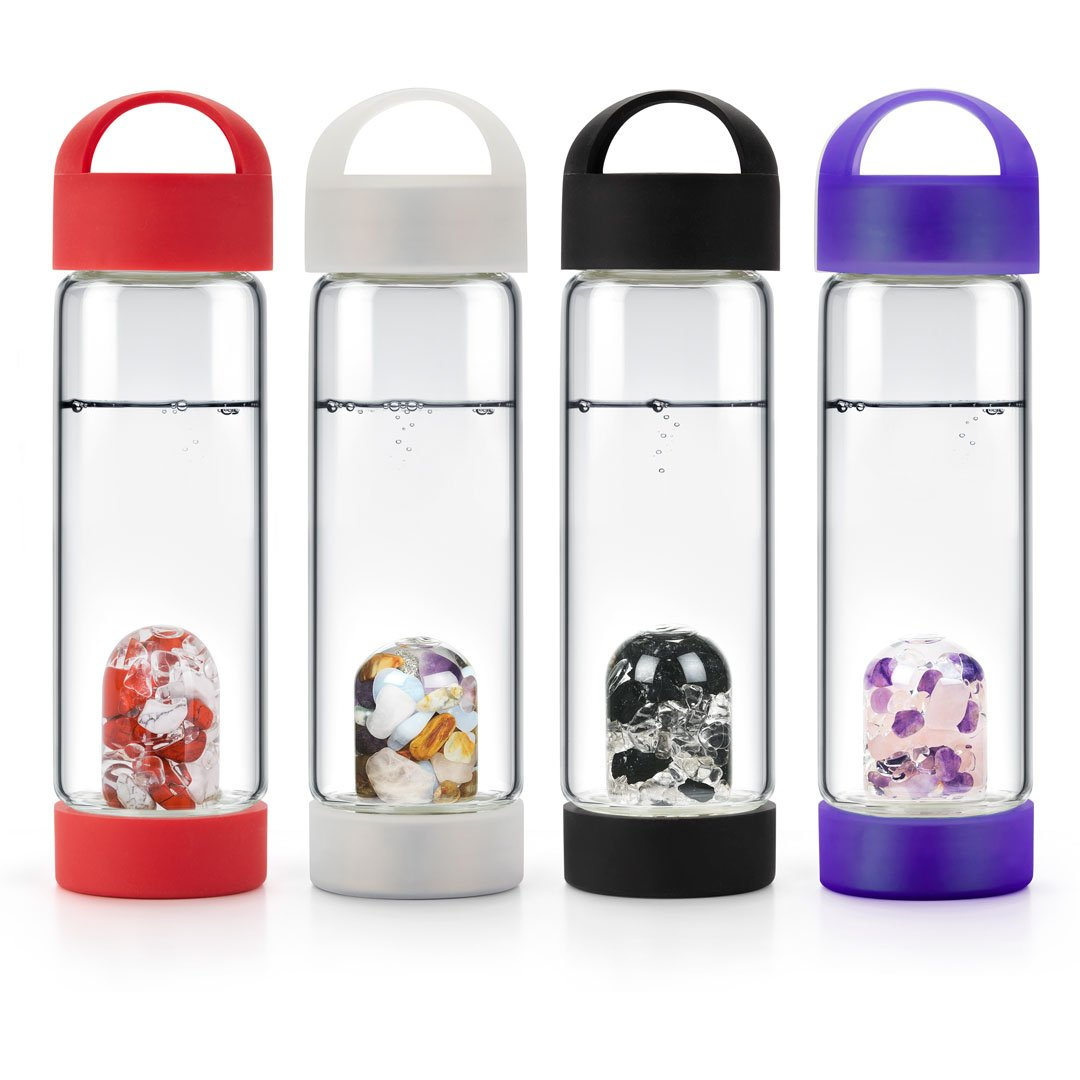 Protective Silicone Caps for Gem Water Bottles