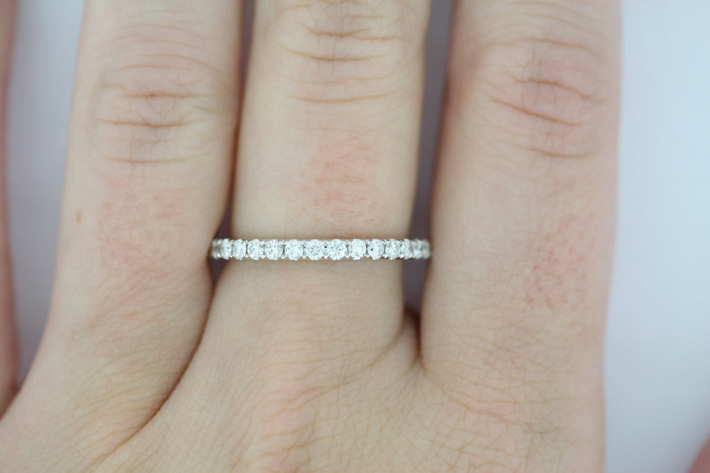 .75cttw Diamond Eternity Band