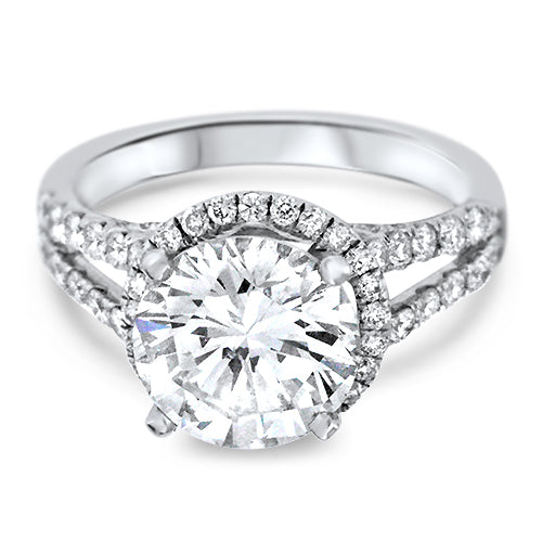 Beautiful 3.25ct Diamond Ring