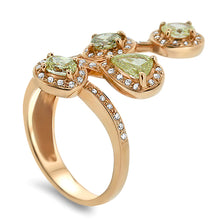 Load image into Gallery viewer, Yellow Diamond Fashion Ring