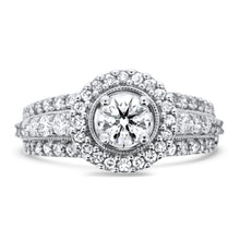 Load image into Gallery viewer, Diamond Engagement Ring
