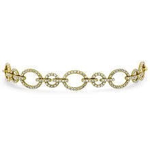 Load image into Gallery viewer, Yellow Gold Chain Bracelet