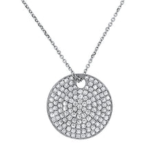 Load image into Gallery viewer, Diamond Pendant