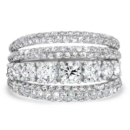 Diamond Fashion Ring