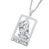 Sterling Silver Okoboji Detailed Sailboat