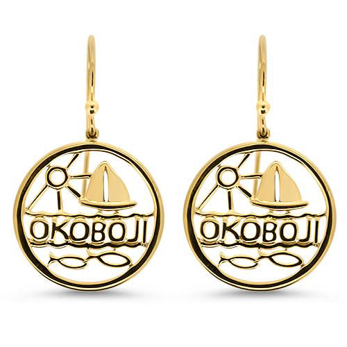 Okoboji Earrings