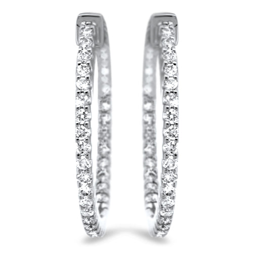 Inside-Outside Diamond Hoops