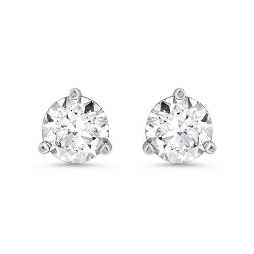 3/4ct Total Weight Diamond Studs