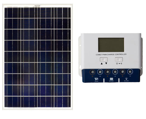 Solar Panels / Solar Charge Controllers