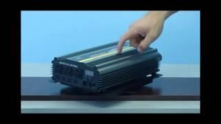 2000 Watt Power Inverter 24 Volt DC to 120 Volt AC