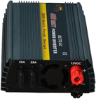 Royal Power Inverter Charger 2000 Watt 12 Volt DC To 110 Volt AC